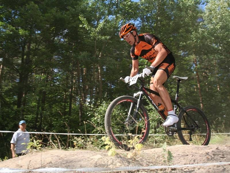 Pohár Vrchoviny zakončil poslední závod ve Valchově.