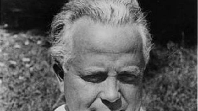 Básník František Halas
