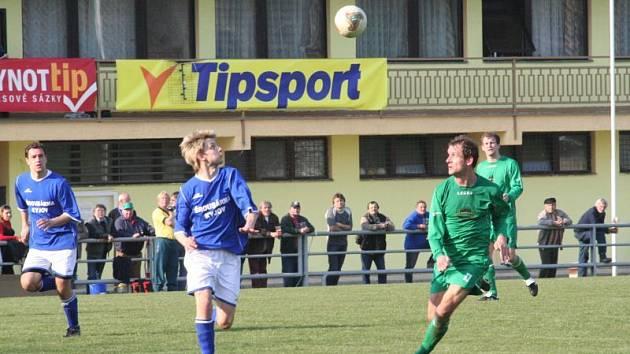fotbal v Rájci-Jestřebí