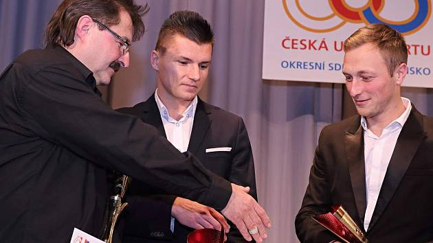 Slavnostní vyhlášení nejlepších sportovců Blanenska v roce 2018 proběhlo v Zámeckém skleníku v Boskovicích.