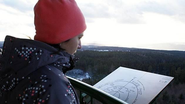 Na Blanensku mají rozhlednu například i na kopci Podvrší ve Veselici.
