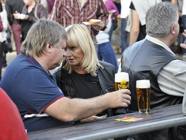 Tradiční Pivní pouŤ v Černé Hoře.