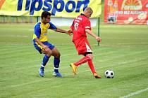 Dva vstřelené góly stačily fotbalistům FK Apos Blansko k turnajovému vítězství na K-Keramika Cupu v Boskovicích.