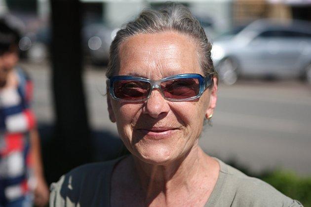 Helena Reitschmiedová, 64let, vdůchodu.