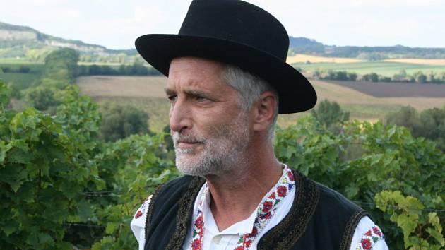 Ve čtvrtek odpoledne se mezi vinohrady na Mušlově proháněli filmaři, herci i zvířata.