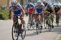 Tradiční zahajovací závod sezony silniční cyklistiky mezi Hlohovcem, Valticemi a Lednicí.