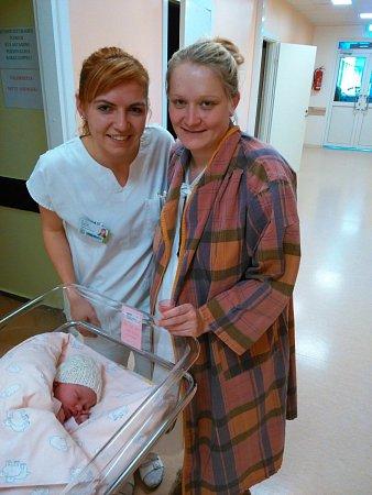 Tereza Pláteníková (vlevo) strávila vEstonsku tři a půl měsíce.