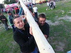 V Břeclavi se od čtvrtka do neděle konají Svatováclavské slavnosti.