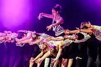 Velkobílovičtí tanečníci ze skupiny Balanc.