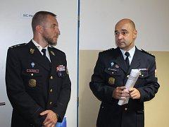 Oficiálního otevření se dočkala v pátek věznice v břeclavské městské části Poštorná. Pojme až dvě stě vězňů.