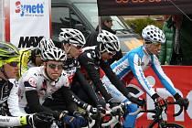 Hlohovecká Velká cena ostartovala cyklistickou sezonu v Česku.