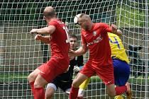Fotbalisté Sokola Lanžhot by měli v divizi bojovat o přední příčky.