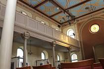 Břeclavská synagoga. Ilustrační foto.