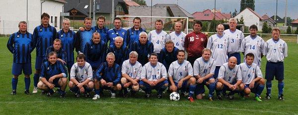 Rakvičtí oslavili výročí osmdesáti let fotbalu vobci přátelským turnajem.