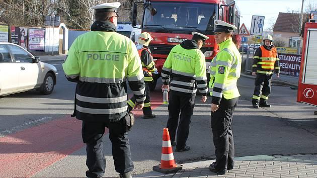 Osmapadesátiletý cyklista zemřel při nehodě v pátek ráno v břeclavské městské části Poštorná. Srazil ho kamion.
