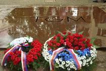 V Hustopečích slavnostně otevřeli v pátek (19. června 09) stezku prvního československého prezidenta.