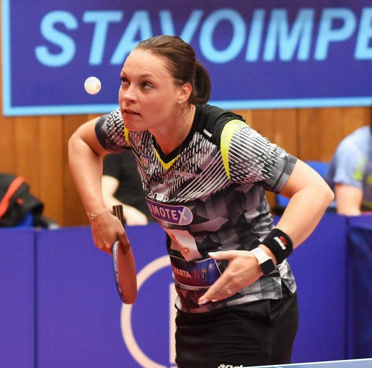Dana Čechová se rozloučila s kariérou mistrovským titulem.