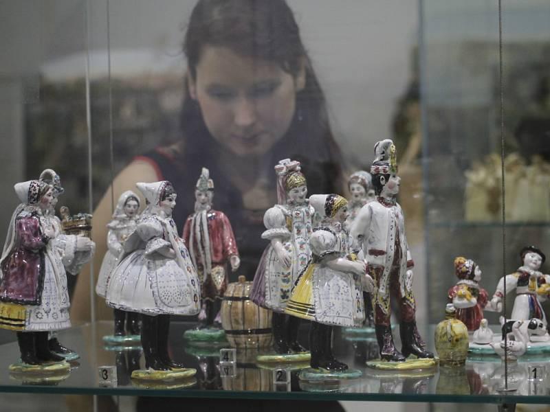 Na unikátní betlémy z Podluží, ale i Vysočiny od čtvrtka láká břeclavské muzeum pod vodárnou.