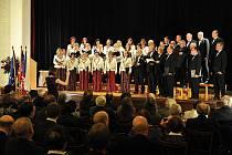 Pěvecký sbor Virtuosi di Mikulov.