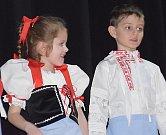 Děti zatančily v mikulovském městském kině