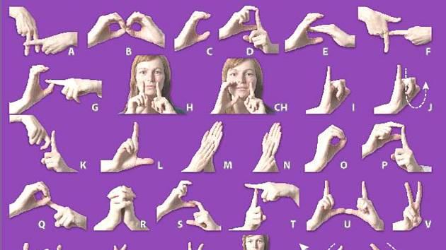 Spolek neslyšících Břeclav pořádá od října kurz znakové řeči.