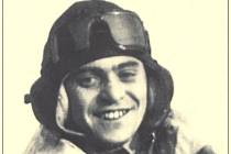 Stíhací pilot RAF František Peřina se narodil v Morkůvkách.