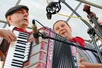 Harmonikáři zahrají v Horních Bojanovicích