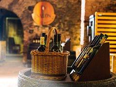 Nová expozice Salonu vín se stem nejlepších vzorků pro rok 2018 ve Valticích.