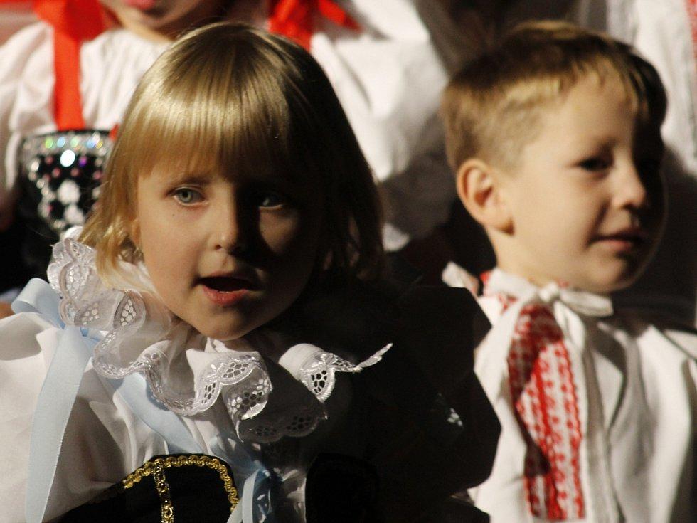 Rosénka z Charvátské Nové Vsi oslavila pětileté výročí.