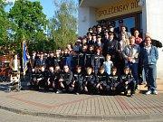 Sbor dobrovolných hasičů ze Šitbořic.