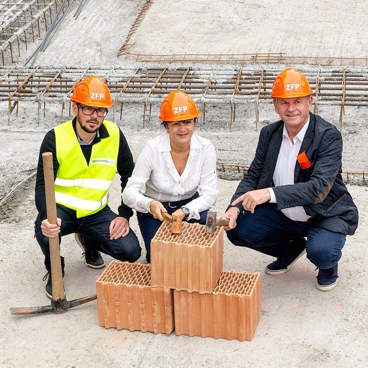 Břeclavská ZFP akademie bude rekonstruuje své nové sídlo.