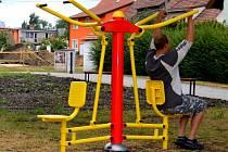 V Pasohlávkách slouží dva nové venkovní fitparky. První se nachází v prostoru u kabin na fotbalovém hřišti, druhý nedaleko Přístaviště Pasohlávky.