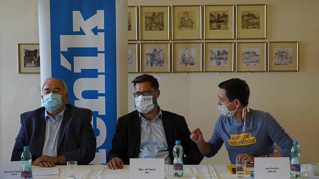 Předvolební debata Deníku na jižní Moravě