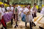 V Moravské si zatančí na plese v krojích