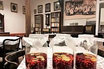 Času nuceného uzavření kvůli epidemickým omezením využili v muzeu v Kobylí k dokončení nových expozic a zpracování podzimní úrody. Foto: archiv muzea