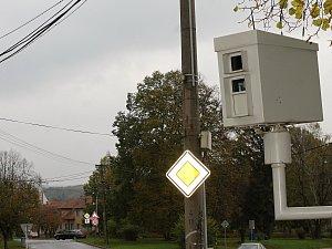 Radar v Hustopečích na Břeclavsku