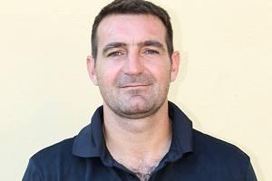 Teď už bývalý fotbalový trenér MSK Břeclav Ivan Dvořák.