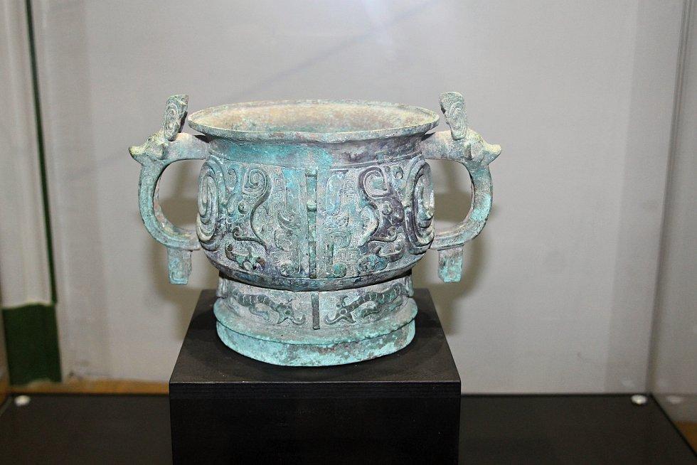 Legendární civilizace, říše a kultury starověkého a středověkého světa přibližuje výstava na valtickém zámku Poklady dávných civilizací.