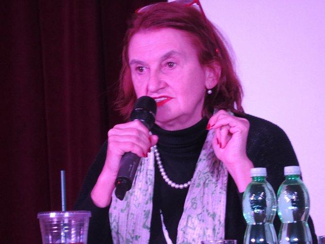 herečka Eva Holubová