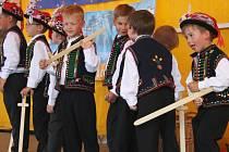 Folklórní dny ve Velkých Bílovicích