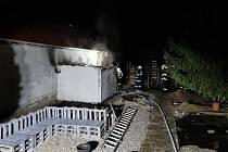 Požáry, povodně a odstraňování stromů z komunikací, nejen to řešili hasiči z Lanžhota v uplynulém roce. FOTO: Archiv SDH