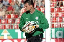 Michal Václavík ještě v dresu 1. FC Brno