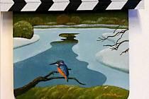 V Galerii 99 jsou k vidění nové obrazy Antonína Vojtka