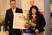 Nezisková organizace Aided Břeclav získala v Brně letošní Cenu hejtmana Jihomoravského kraje za společenskou odpovědnost.