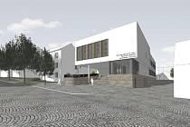 VIZUALIZACE. Budovu zchátralého kina Velkopavlovičtí letos zbourají. Stavět by chtěli do dvou let.