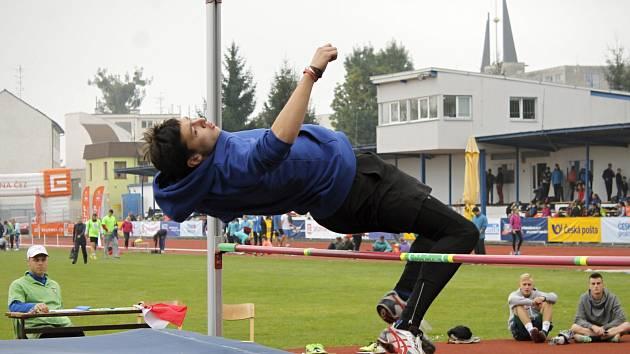 V Břeclavi se konalo finále Corny středoškolského poháru v atletice.