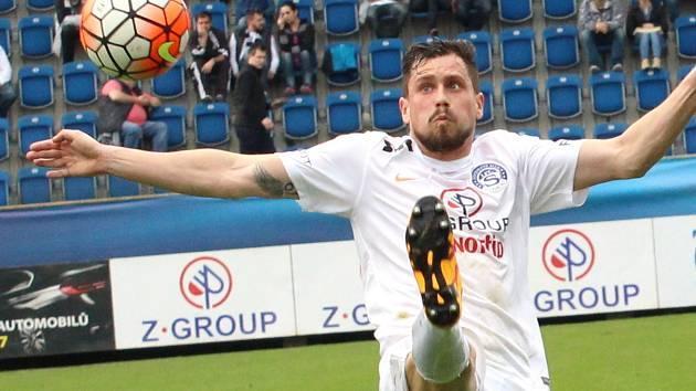 Fotbalista a odchovanec břeclavského fotbalu Jaroslav Diviš.