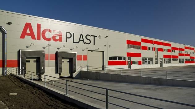 Výrobce sanitární techniky Alca plast. Ilustrační foto.
