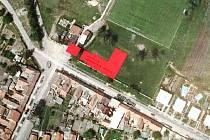 Nové společenské centrum v Kosticích má stát zhruba čtyřicet milionů korun. Jeho stavbu ale obec zatím odložila.