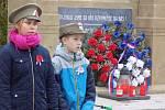 Boleradičtí uctili válečné veterány